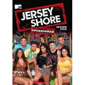 Jersey Shore Season 5 DVD Release Date