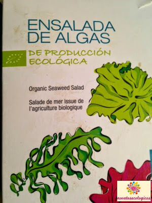 ensalada de algas supermercado aldy