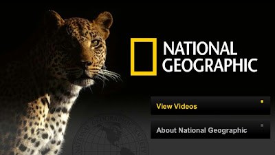 National Geographic widget s60 v5