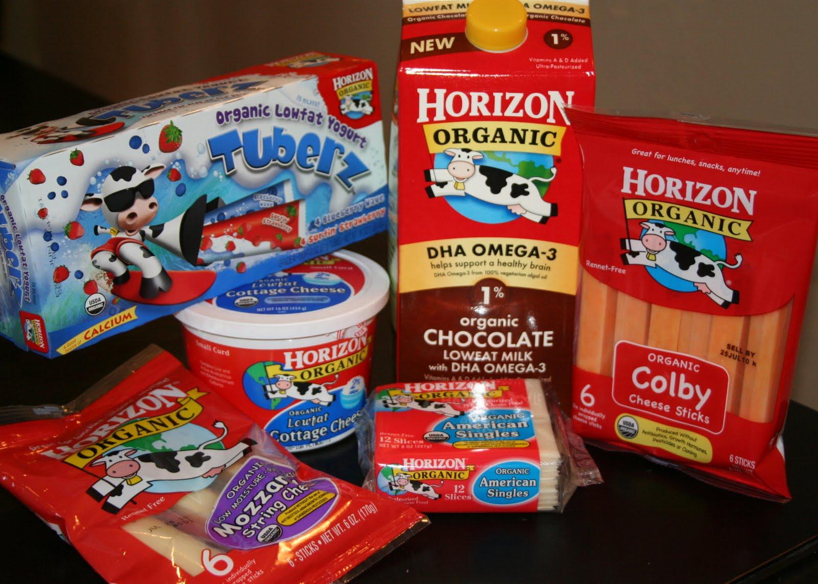 Horizon organic milk really organic