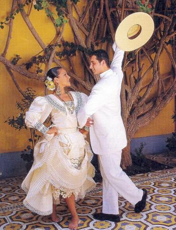 danza tradicional peruana: