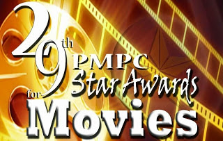 29th PMPC Star Awards for Movies Winners