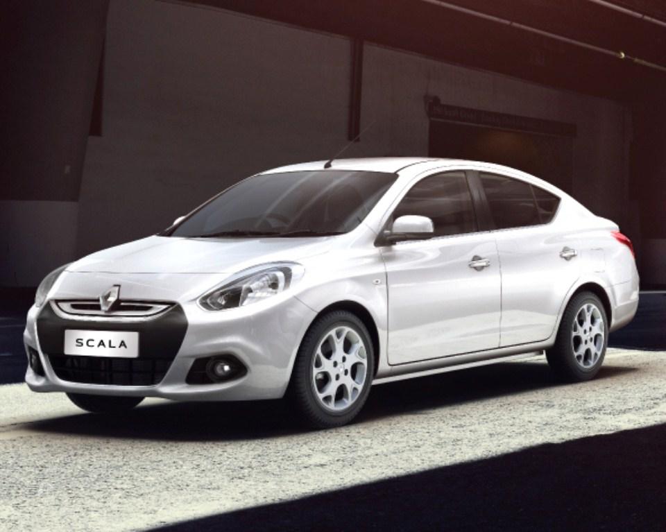 Renault Scala Diesel Hq Photos Gallery