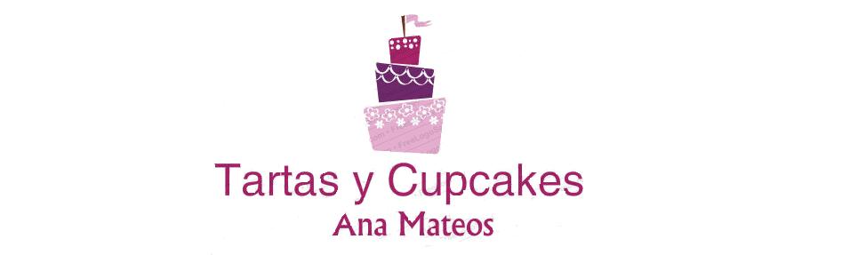 Tartas y Cupcakes Ana Mateos