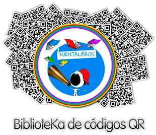 BIBLIOTEKA DE CÓDIGOS QR