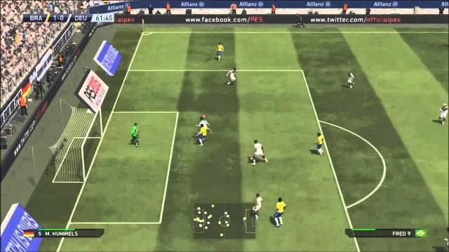 Game PES 2015 PC Full Version