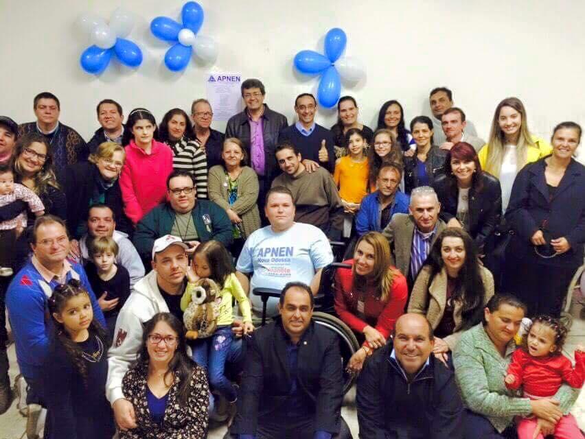 Inauguração da nossa sede social