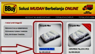 Cara Online Berbelanja Peralatan Lewat Bbuy