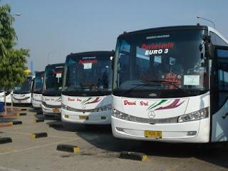 Bus pariwisata Dewi Sri | Bismania Comunity Depok (BCD)