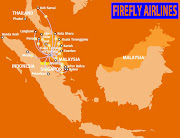Firefly Airlines logo. IATA code : FY ICAO code : FFM Callsign : FIREFLY (firefly routes map)