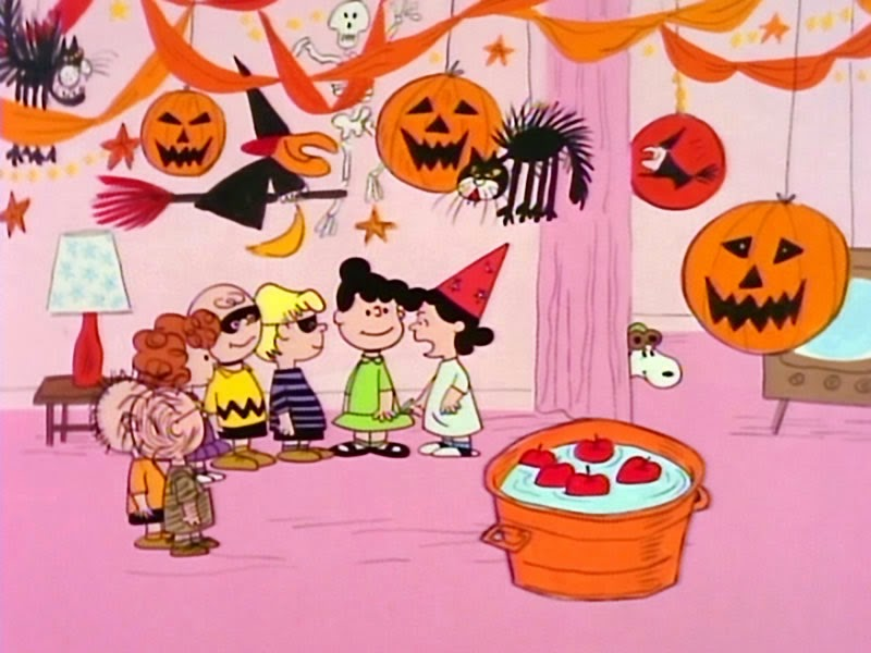 Bloody Pit of Rod: A Peanuts' Halloween