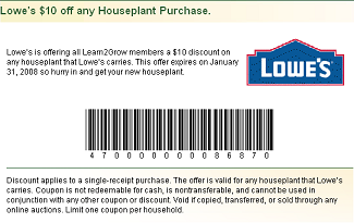 Aug 03,  · This is a video of how to procure an email coupon good at any Lowe's home improvement store. The coupon is delivered to your email inbox and is good for 10% off any purchase.