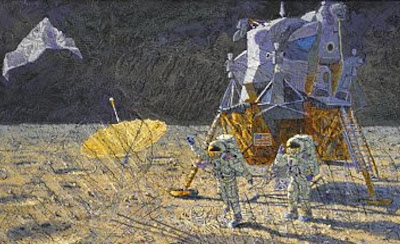 Alan Bean Paintings