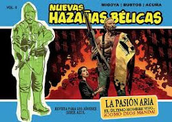 Nuevas Hazaas Blicas- La pasin aria
