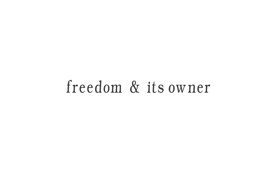 freedom & its owner