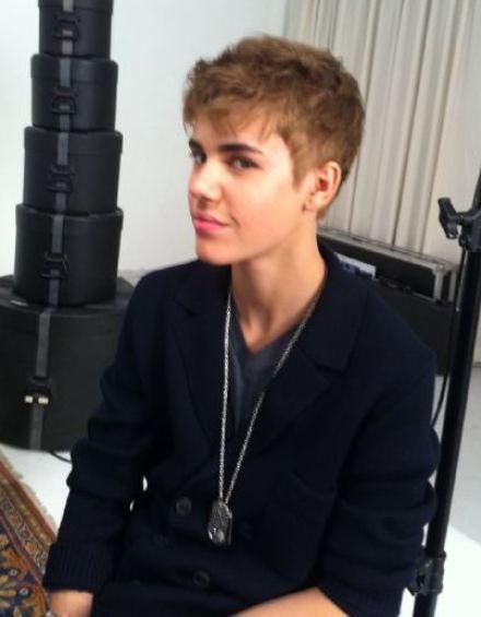 justin bieber haircut new. Justin Bieber haircut has