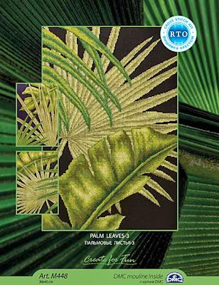 RTO, Пальмовые листья - 3