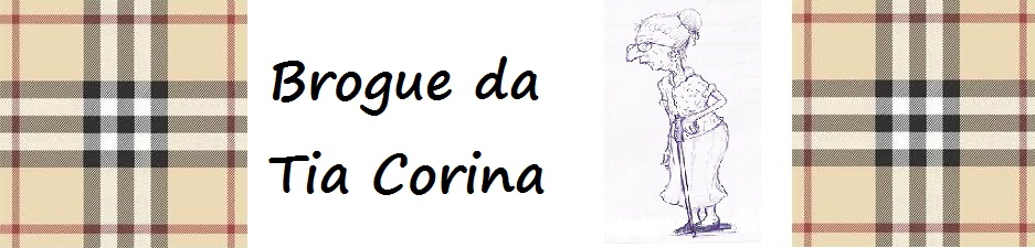 Brogue da Tia Corina