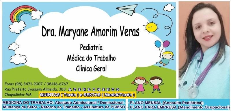Dra. Maryane Veras