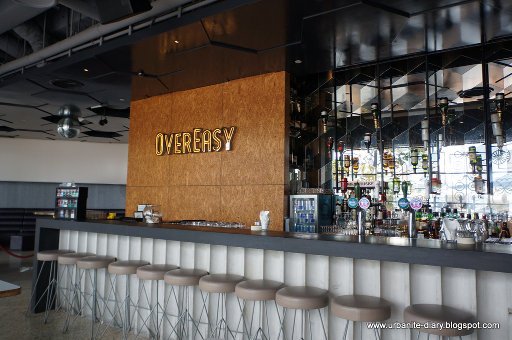 Overeasy event venue in Singapore open after midnight