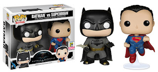 Funko Pop! Batman v Superman - Batman v Superman 2-pack