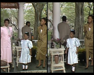 Cosby Show Huxtable fashion blog 80s sitcom Keshia Knight Pulliam Rudy