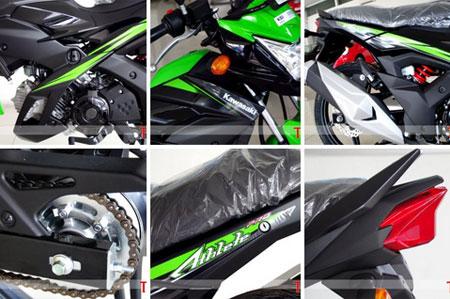 gambar New Kawasaki Athlete Pro 2015