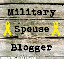 MIL SPOUSE BLOGGER