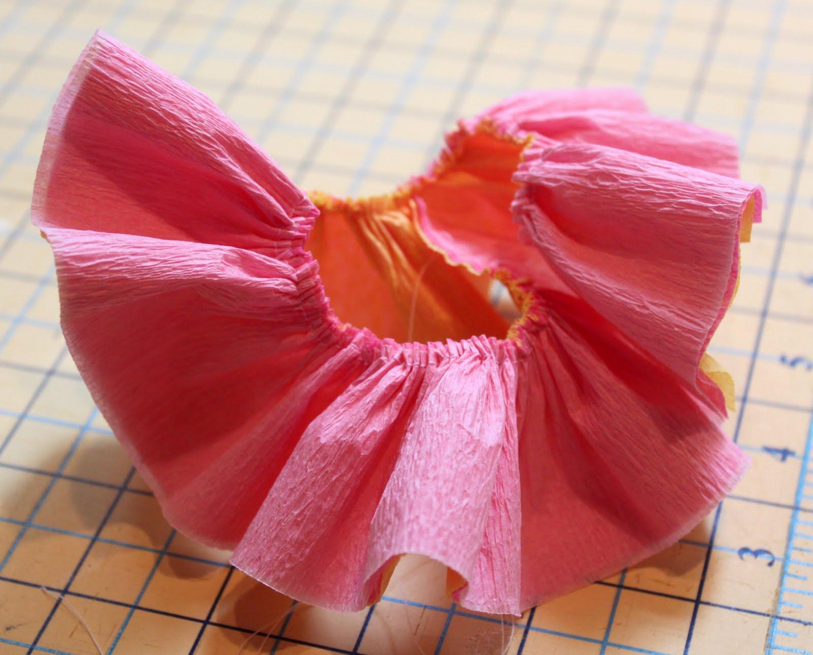 Как из картона сделать юбку