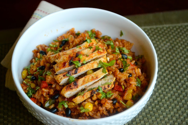 Lawyer Loves Lunch: Mexican Fried Rice and Momhood