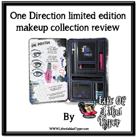 One Direction limited edition makeup collection review
