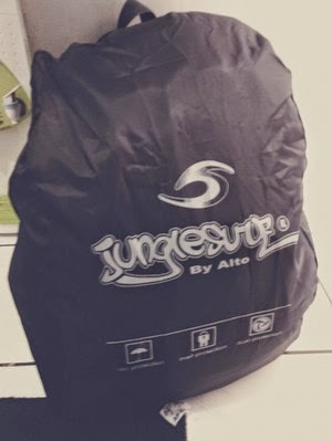 RainCoat, Rain Cover Bag, Jas Hujan Tas