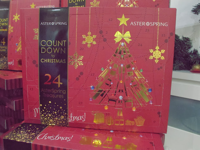 Advent calender christmas
