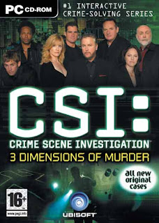 CSI 3 Dimensions of Murder Free Download PC Game Full Version