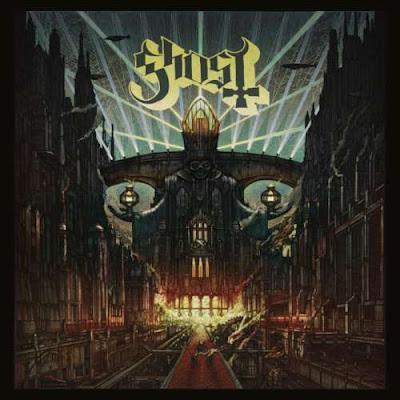 GHOST: Εξώφυλλο και tracklist του νέου album