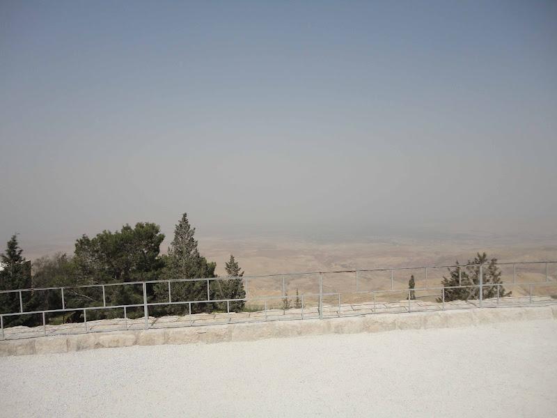 Jordania: Monte Nebo