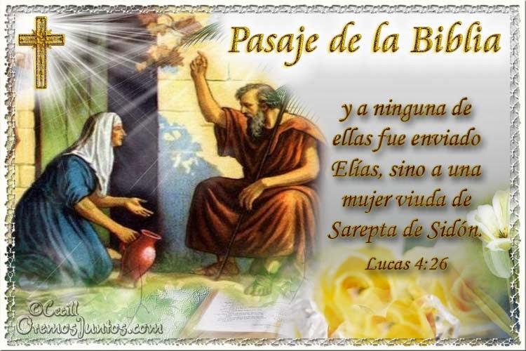 """Resultado de imagen de LUCAS 4:26"""""""