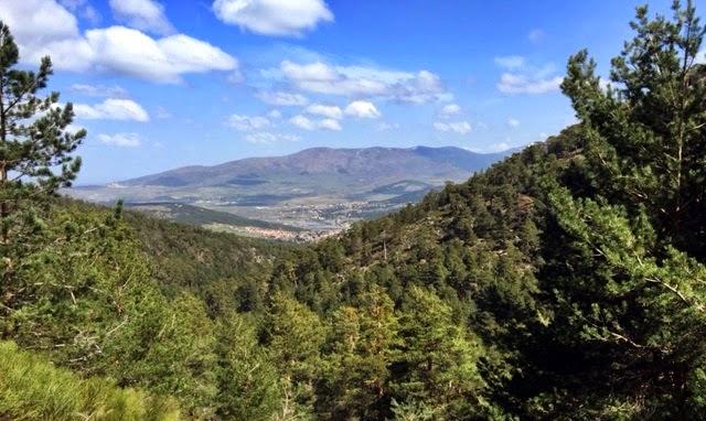 MTB Cañada Leonesa - Collado Lagunillas - AlfonsoyAmigos