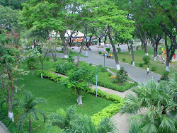 Ho Chi Minh City Park