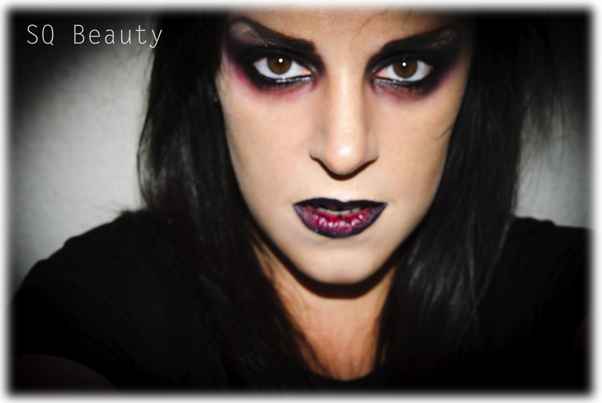 Como Maquillarse De Bruja Guapa Gallery Of Maquillaje Brujas Paso A