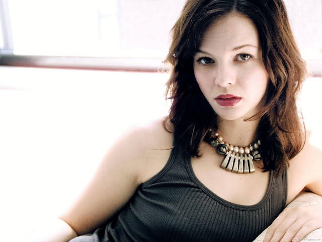 Model Amber Tamblyn Wallpaper