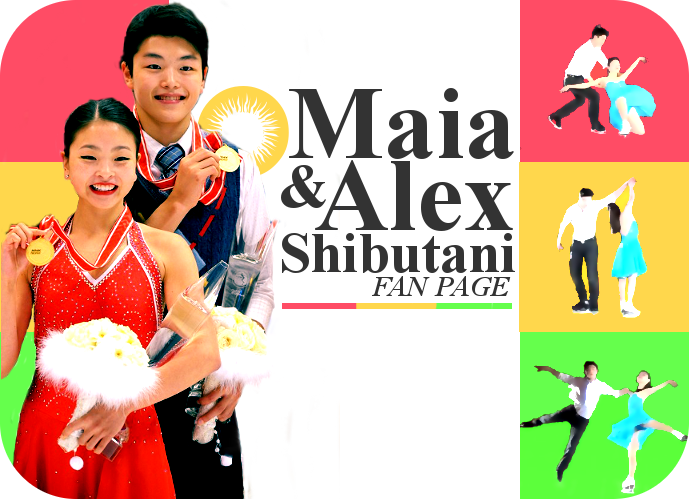 Maia and Alex Shibutani Fan Page