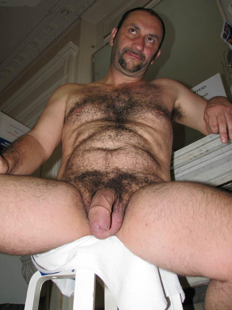 Mature men uncut video 5