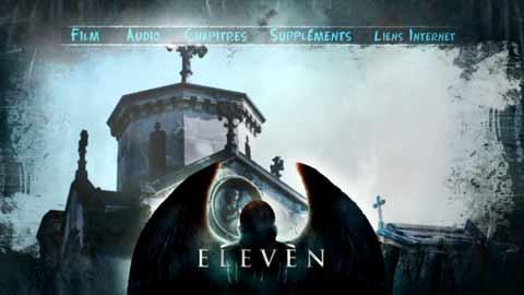 Menu du DVD Eleven
