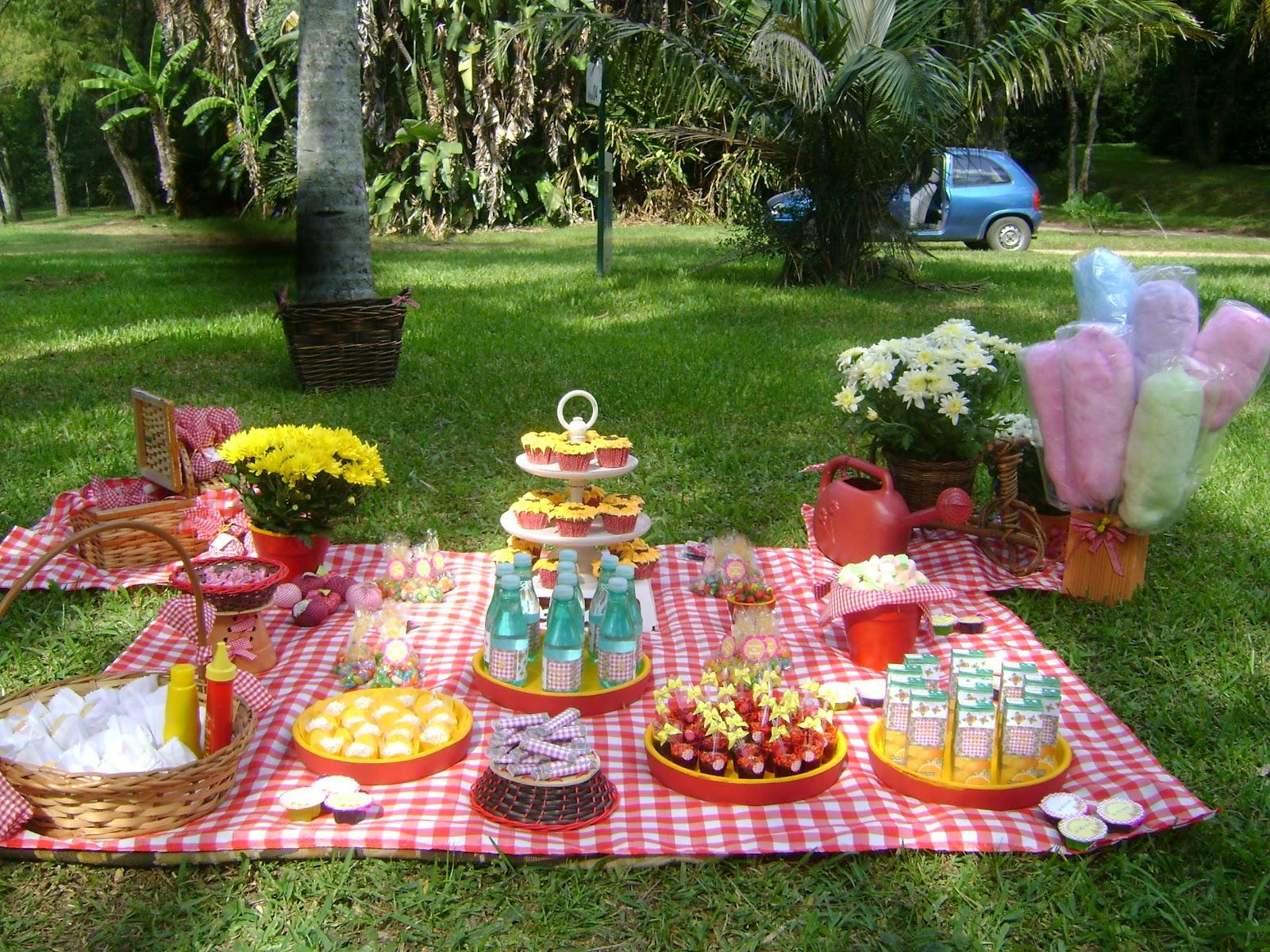 Festa De Casa~ Festa No Jardim Botanico