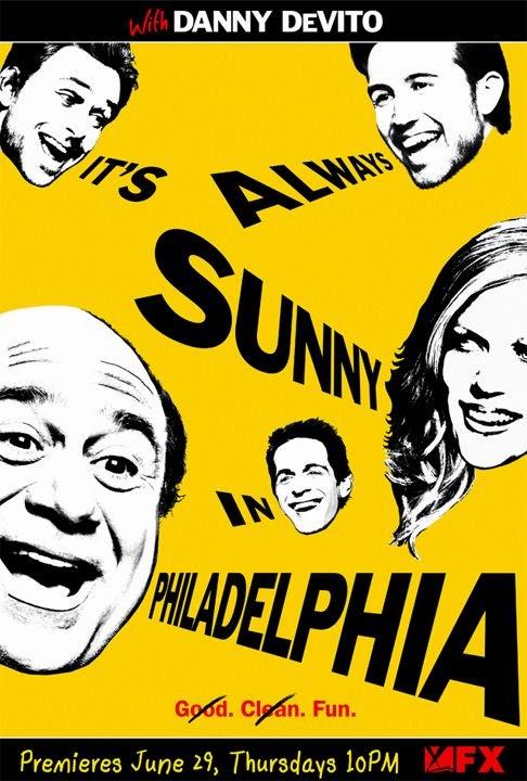 It's Always Sunny in Philadelphia – Todas as Temporadas Dublado / Legendado (2005)