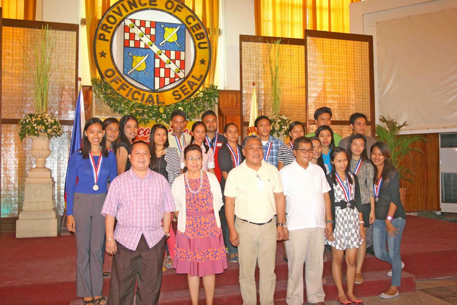 Cebu Province Scholars