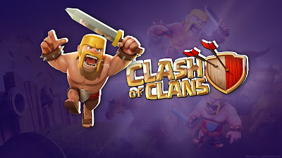 ketagihan clash of clans