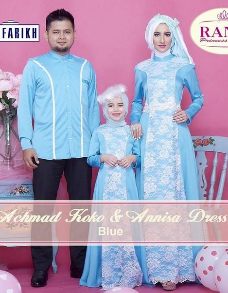 Contoh Foto Baju Muslim Modern Terbaru 2016 Aneka