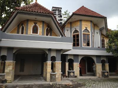 Inspirasi Rumah Yogyakarta Incaran Pengusaha
